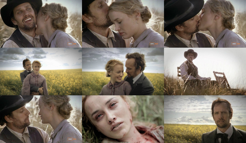 Hell On Wheels - Robert And Lily Montage